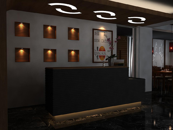 New Cathay Restaurant Interior-01