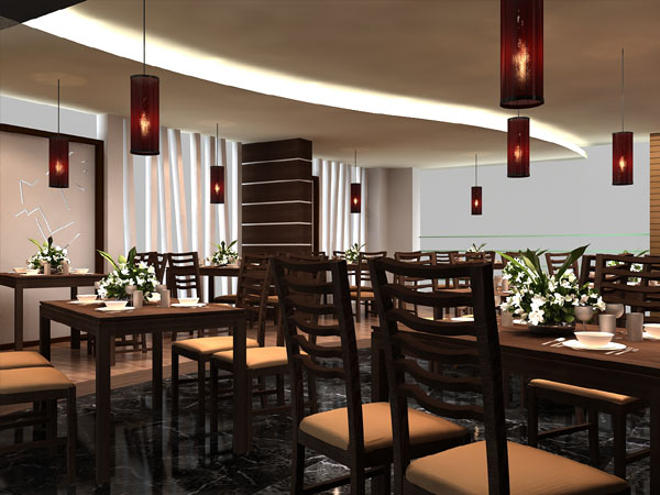 New Cathay Restaurant Interior-02