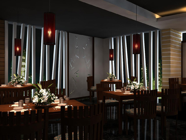New Cathay Restaurant Interior-04