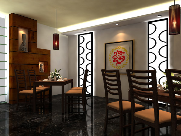 New Cathay Restaurant Interior-05